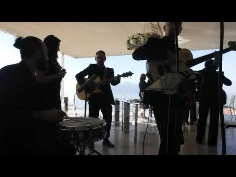 Alma Sonida Trio acustico live vari generi Napoli Musiqua