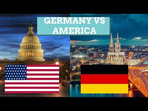 Германия-Америка