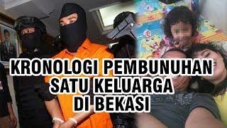 Kronologi Lengkap Pembunuhan Satu Keluarga di Bekasi yang Dilakukan Haris Simamora
