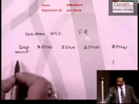 CA Final FR and AS lecture by Parveen sharma on Accounting standards 22(part 4)