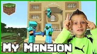 My Mansion  Minecraft