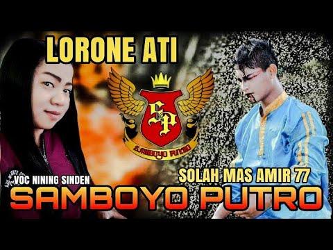 SOLAH MAS AMIR 77 | Jaranan Samboyo Putro 2019