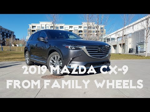 2019 Mazda CX-9 review from Family Wheels
