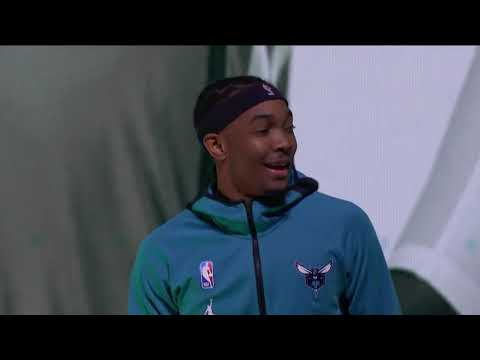 2020 NBA Three-Point Contest - Players Introductions - 2020 NBA All-Star Saturday Night
