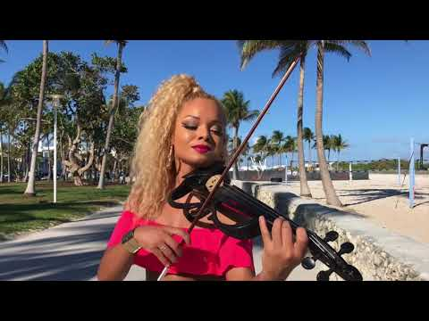 MAPY 🎻 -  Hurtin' Me by Stefflon Don ft. French Montana (violin cover)