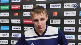 Денис Вихарев подвел итоги матча со «Слованом»