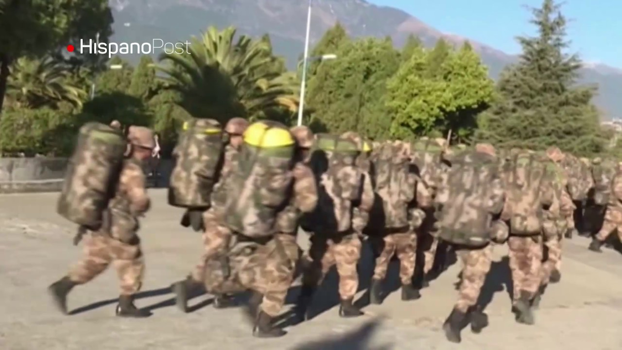Presidente chino pide al Ejército modernizar su tecnología