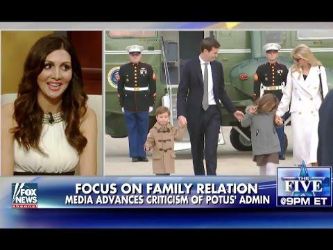 Fox News Snowflakes: Liberals Should Stop 'Bullying' Ivanka & Jared!