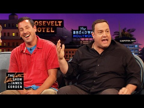 Have Adam Sandler & Kevin James Ever Fought?