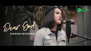 Dear God - Avenged Sevenfold (Fatin Majidi Cover)