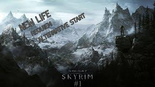 [Requiem Mod] The Elder Scrolls V: Skyrim #1 - Новая жизнь, новые приключения