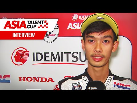 Top 3 reactions - Race 1 - Round 1 - Idemitsu Asia Talent Cup