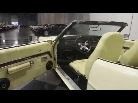 Video of '72 LTD Convertible Restomod - M7HU