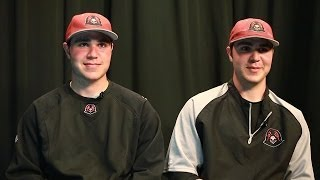 Big Hit - Crimson Huddle Insider - The Lupia Twins