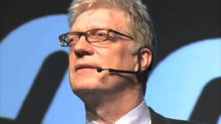 Sir Ken Robinson - SCHOOLS KILL CREATIVITY.