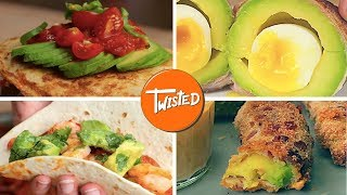 11 Creative Ways To Eat More Avocados | Twisted
