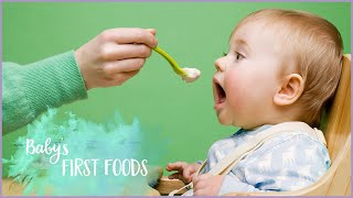 When to Start Solids (Baby's first foods) | Ask The Doctor