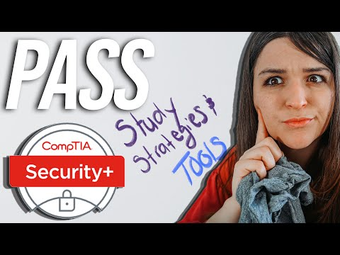 How I passed CompTIA Security+ in 30 Days   2021 Study Strategy ...