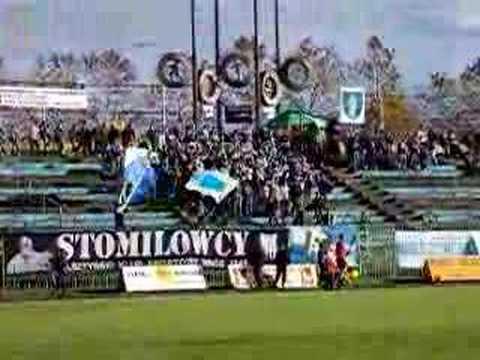 Stomil Olsztyn - MG MZKS Kozienice 9.10.2004