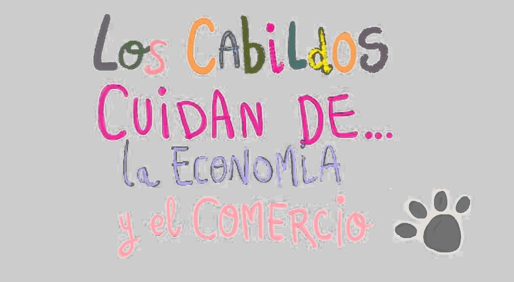 Los Cabildos - Economía y comercio