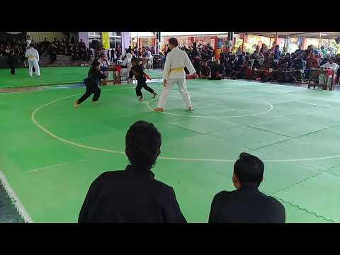 01 Putra Pra-Dini Kelas D Muhd Adam FMS vs Muhd Faaris Lincah Selangor