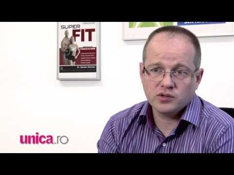 Mișcare slăbită și pierdere în greutate