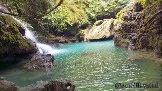 Chasing waterfalls in Alegria,Cebu - Montpeller Falls and Cambais Falls