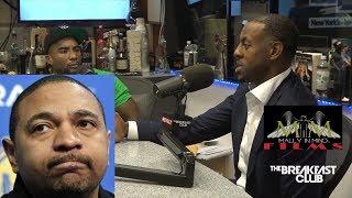 Andre Iguodala speaks on Mark Jackson being Blackballed from NBA coaching   The Breakfast Club