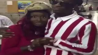 Chief Keef's Mom Meets Young Thug