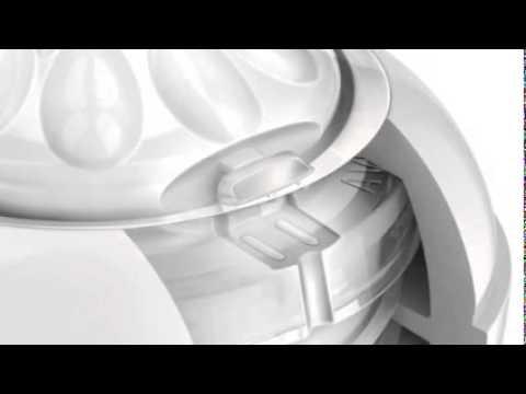 Philips AVENT - Tetinas anticólico (2 unidades) Talla:4 agujeros
