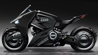 7 WORLD'S COOLEST HONDA MOTORCYCLES