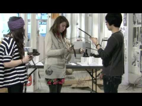 Constructed Forms: Group Project (NSCAD Foundation)