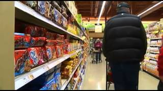 Shoppers Looking For The Last Boxes Of Hostess Twinkies