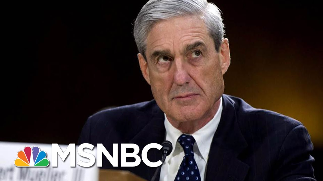 Did Robert Mueller Unlawfully Obtain Donald Trump Transition Team Emails? | Velshi & Ruhle | MSNBC thumbnail