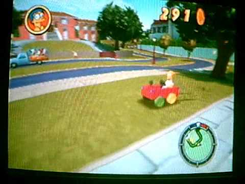 the simpsons hit and run gamecube pal iso