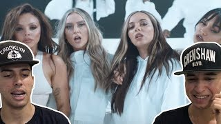 REAGINDO A Little Mix   Think About Us (Official Video) Ft. Ty Dolla $ign