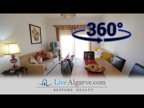 Apartamento T2 inserido em Condomínio Privado, em Portimão