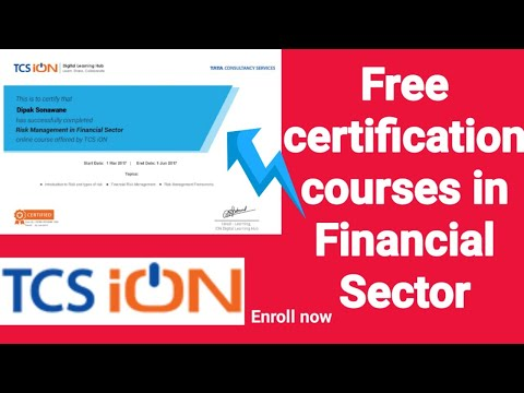Free courses online with certificates | Risk Management in Finance ...