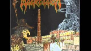AGGRESSION - THE FULL TREATMENT COVER ALBUM