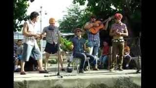 preview picture of video 'Los Cavernícolas en Tacajó'