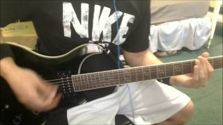 10 Years - Triggers And Tripwires (Guitar Cover)