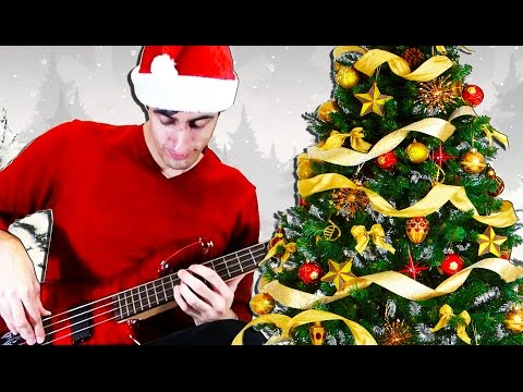 Christmas Tree Meets Bass