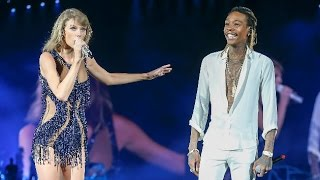 Taylor Swift Feat. Wiz Khalifa - See you again. | Live in Houston (2015).