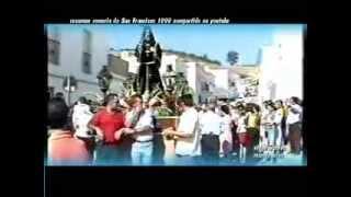 preview picture of video 'Bornos, Romeria San Francisco 1999 manoloavion'