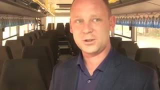 ТРК Амурск: Новые автобусы поступили в МУП ПАТП