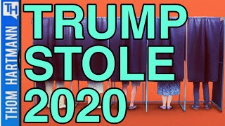 Will Donald Trump Steal 2020 Election (w/ Greg Palast)