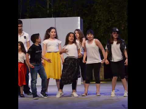 Alsos – End of the School Year play – Summer 2019