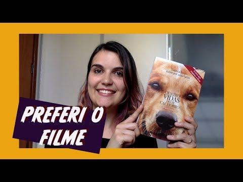 Quatro vidas de um cachorro + Sorteio do Desafio do Culto Booktuber | Leitora na Holanda