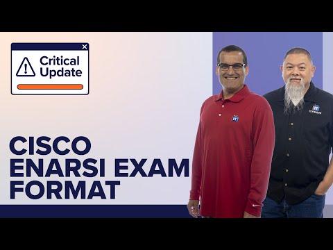Cisco CCNP ENARSI (300-410) Exam Review & Sample Questions ...