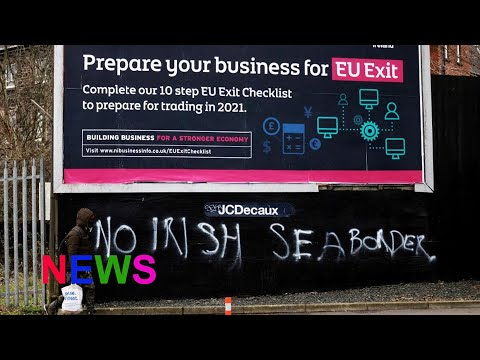 EU condemns 'threats of violence' as Northern Ireland GB port checks suspended - News | News24h.top